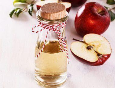 Ябълки и ябълков оцет