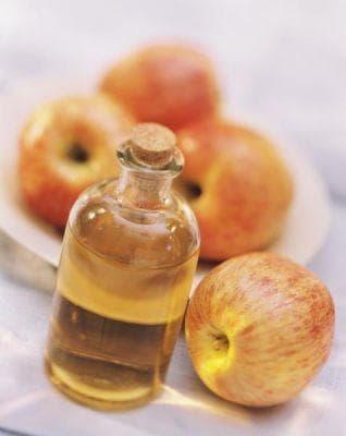 Ябълков оцет