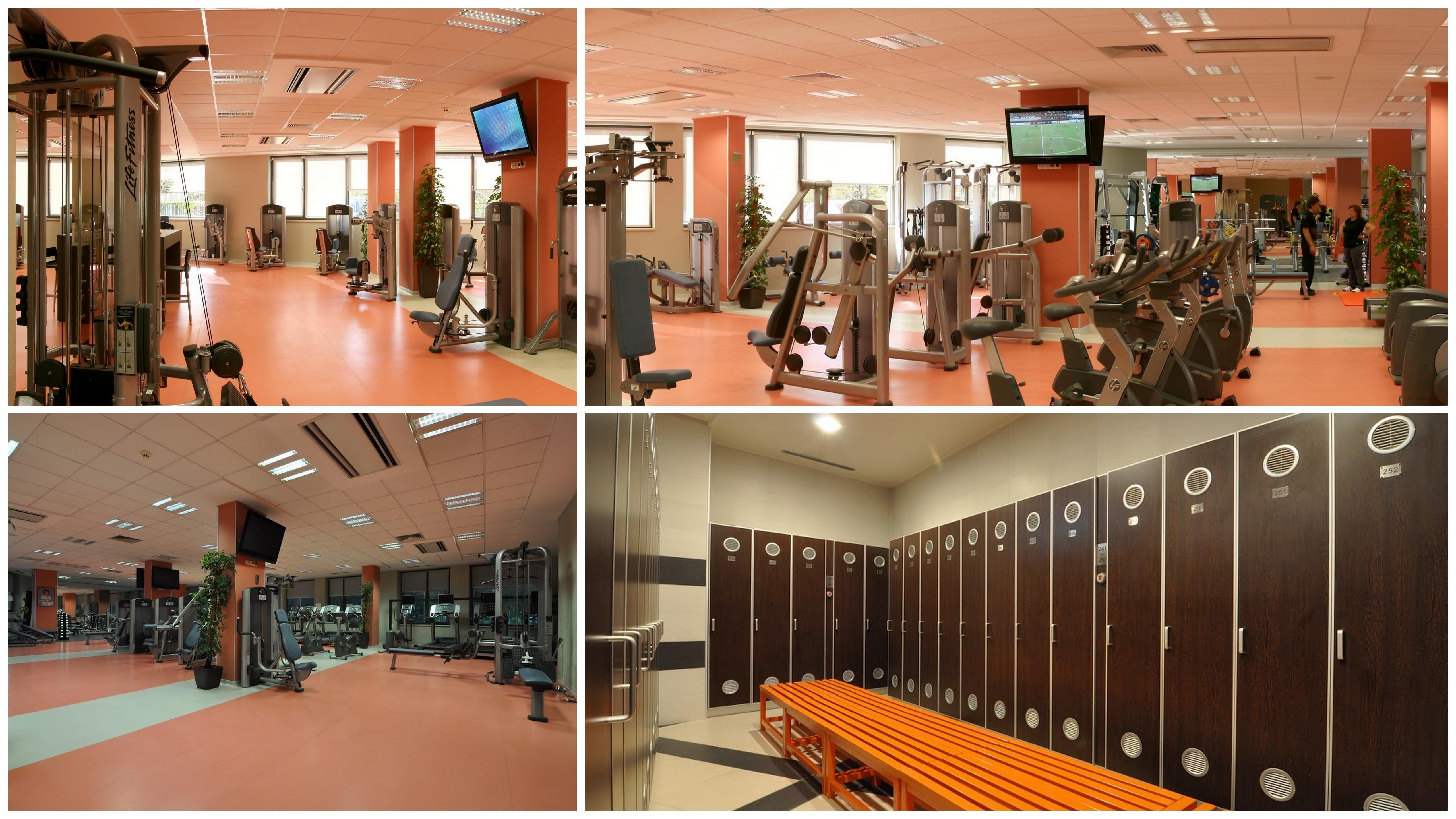 Спортен клун Orange Fitness, гр. Варна