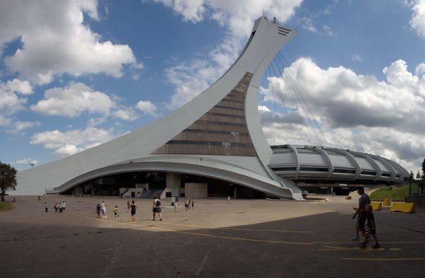 олимпийски стадион Монреал
