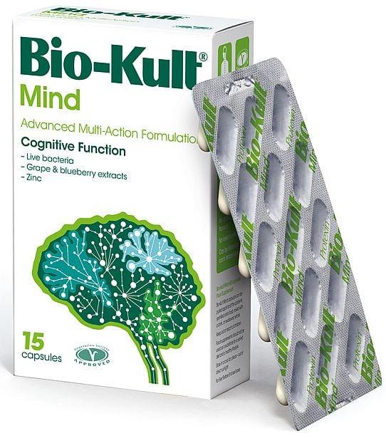 BIO-KULT MIND - опаковка