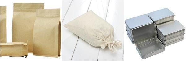 Опаковки за сушени билки