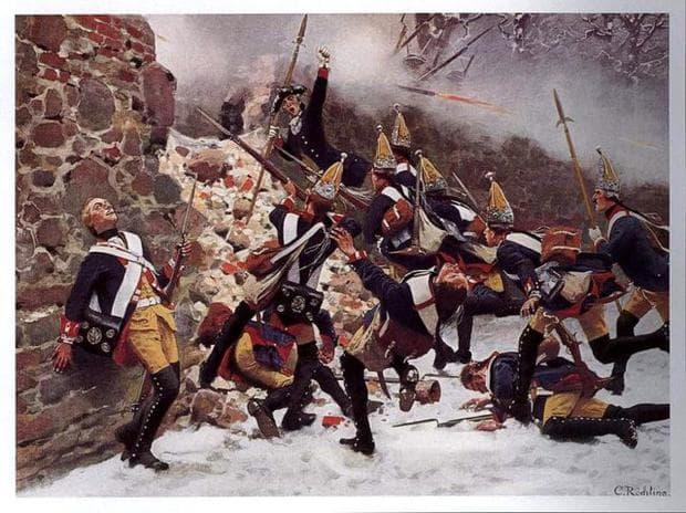 Пруски войници
