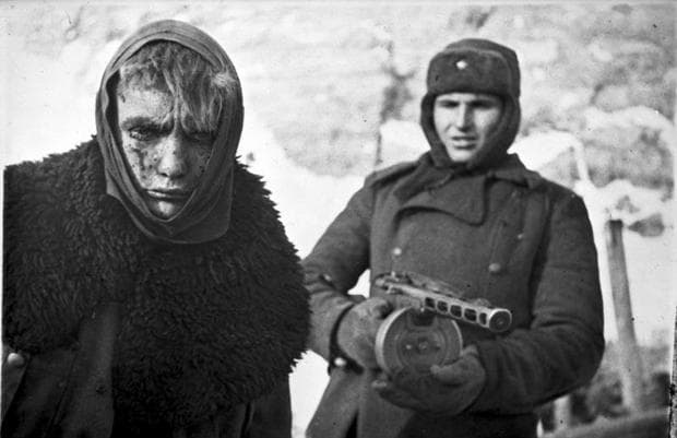 Италиански войници