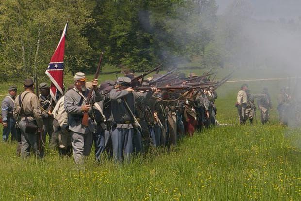 Американска гражданска война