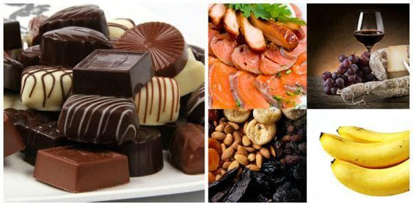 Опасни взаимодействия между лекарства и тирамин-съдържащи храни