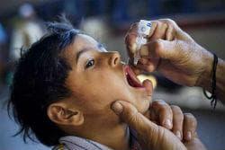 Орална полиомиелитна ваксина