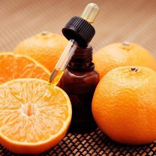 масло от кисел портокал