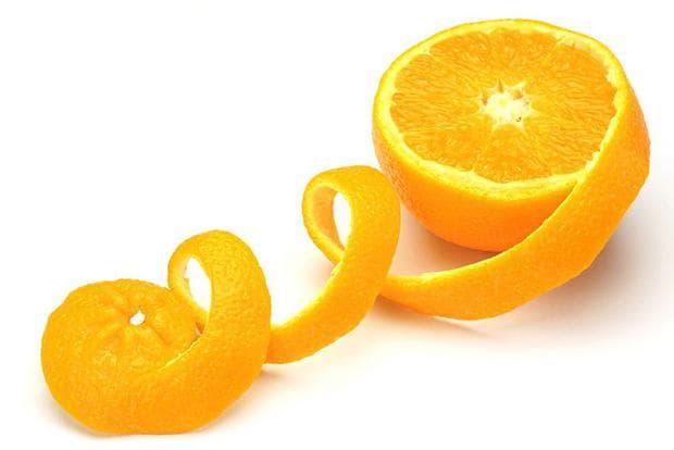 кора от горчив портокал