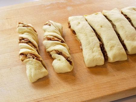 орехови рулца