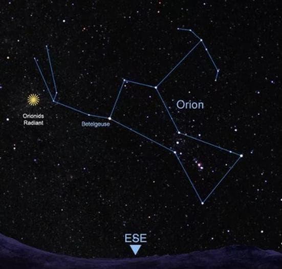 Съзвездието Орион