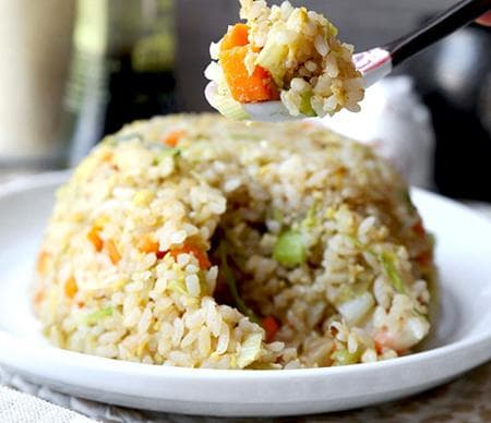 праз с ориз по китайски