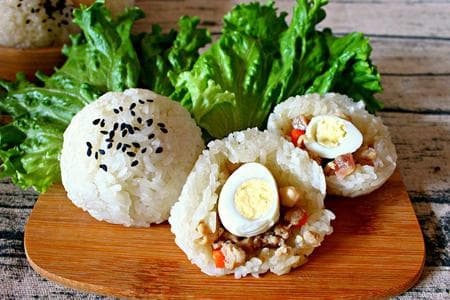 оризови топчици