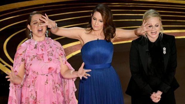 актриси, които откриват церемонията