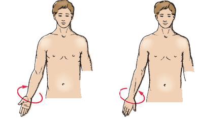 остеохондроза на радиус и улна