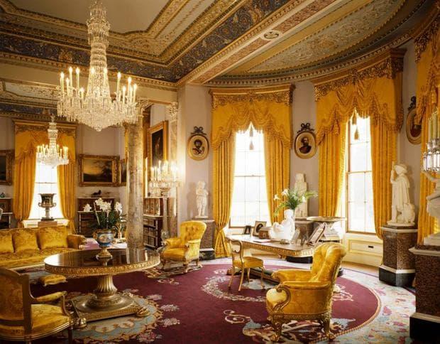 лятната резиденция на кралица Виктория