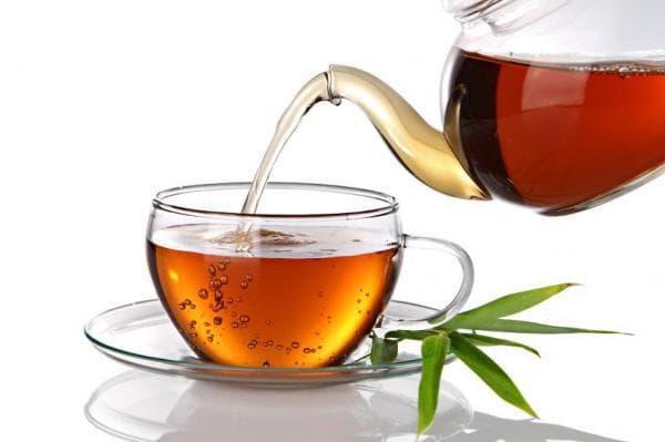 чай от ройбос