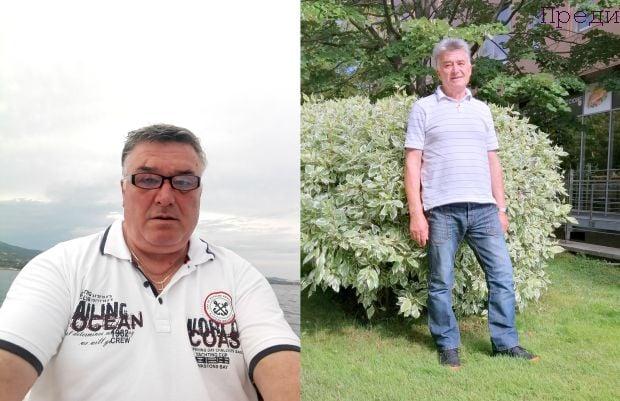 Преди и сега - пациентът Иван Джелев
