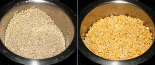 палачинки от киноа, леща и ориз