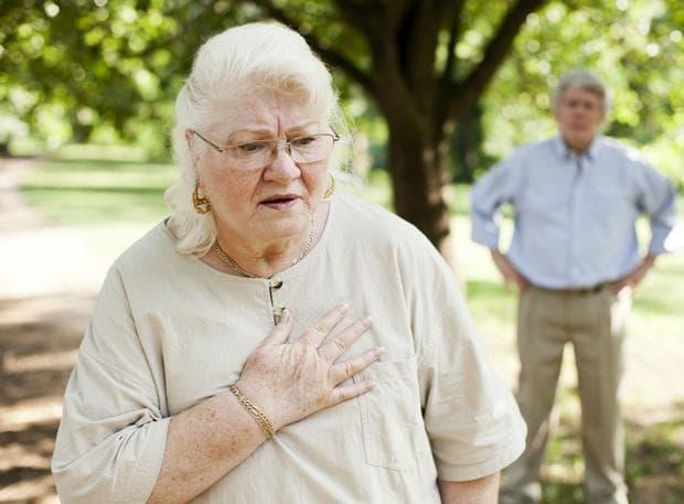 Симптоми на паник атака