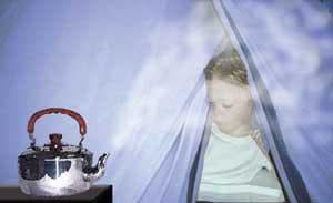 Инхалация при дете