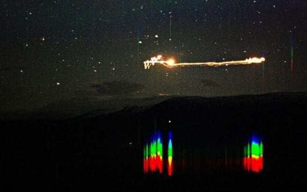 Светлини над долината Хесдален