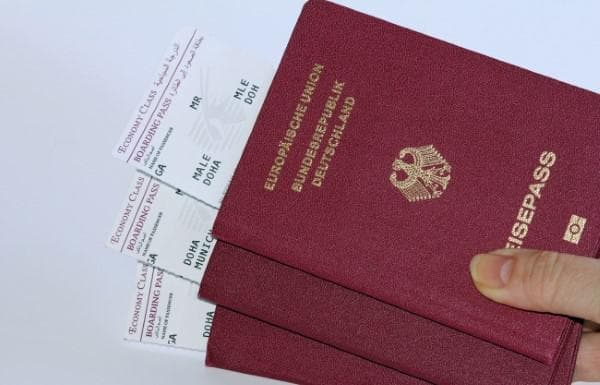 Задграничен паспорт