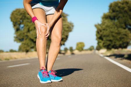 Болка в коляното при бегачи