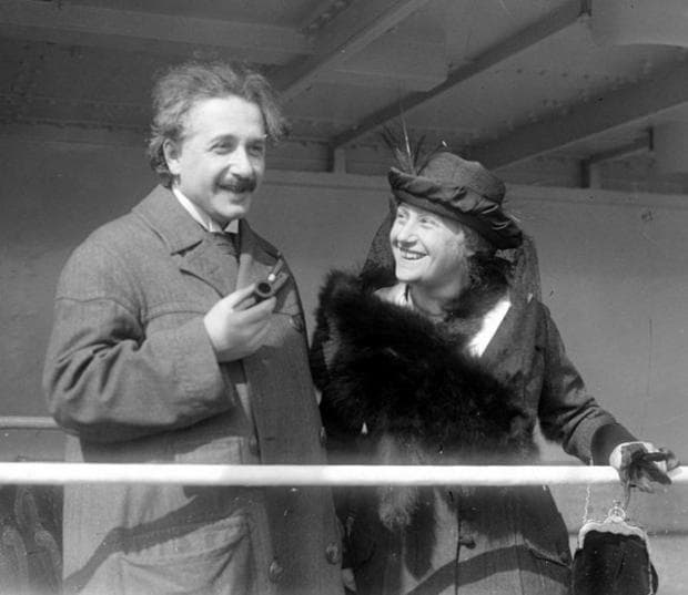 Аберт и Елза
