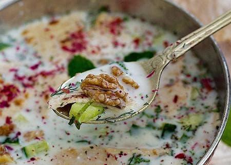 персийска супа