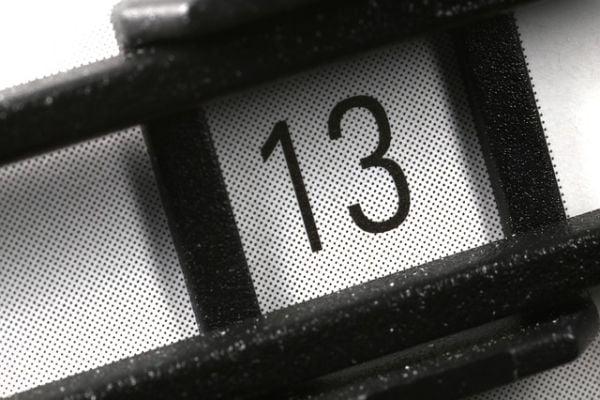 числото 13