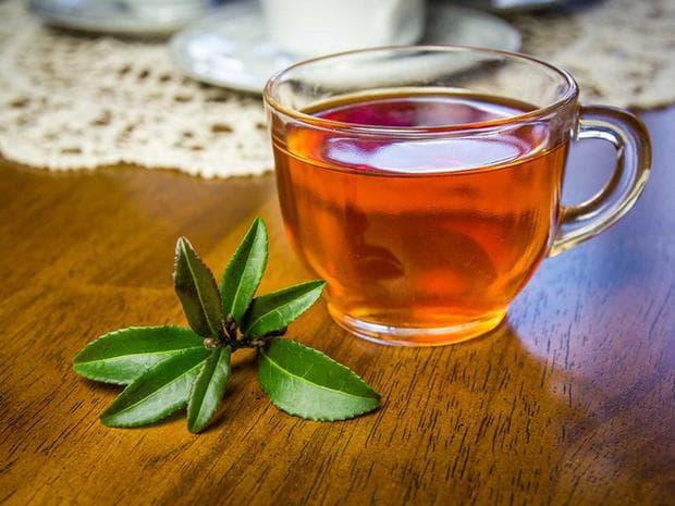 червен чай