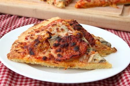 пица с бадемов блат