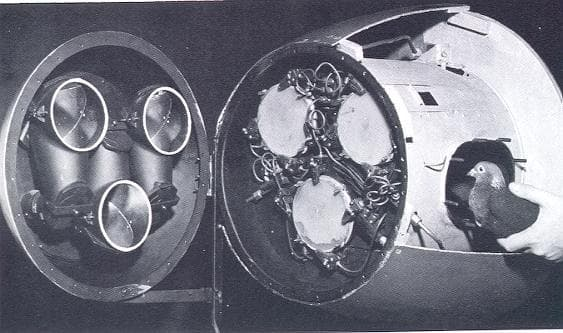 Снимка от тестването на