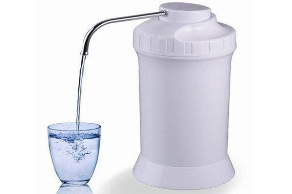 алкална вода