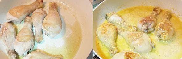 пиле лимончело