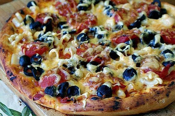 пица с калмари