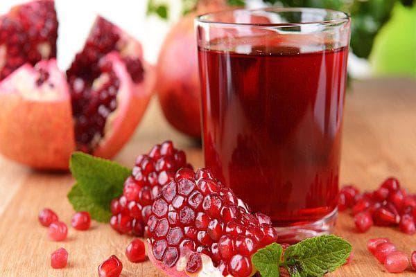плодова напитка с джинджифил