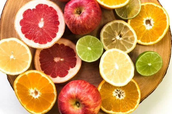 богати на антиоксиданти плодове