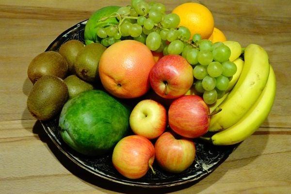 плодове, съдържащи пектин