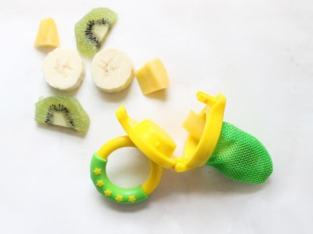 Мрежичка за плодове за бебета