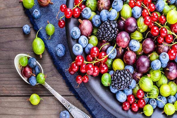 ягодоплодни