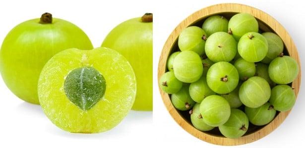 плодове на амалаки
