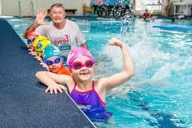 Плуване за деца