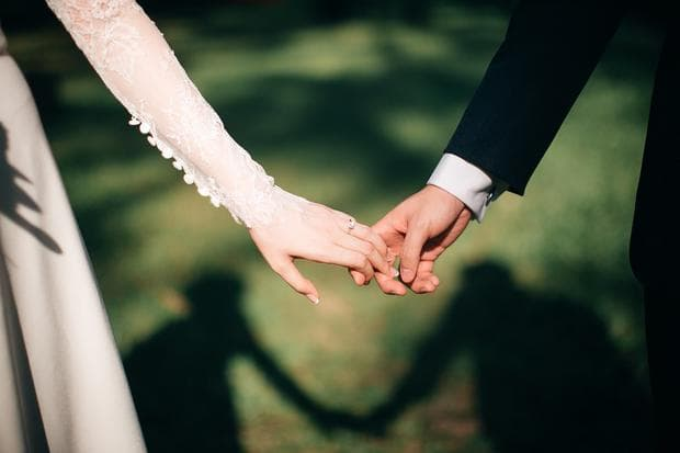 сключване на брак