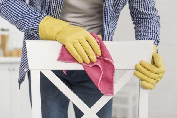 Почистване на дома срещу коронавирус