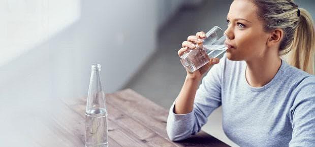 Поддържайте добра хидратация