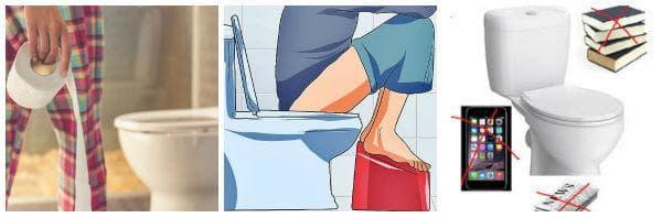 Подобряване на тоалетните навици