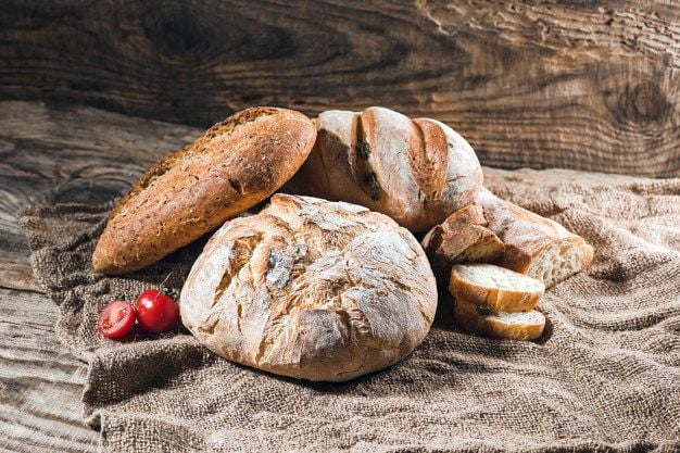 питка, пшенична питка