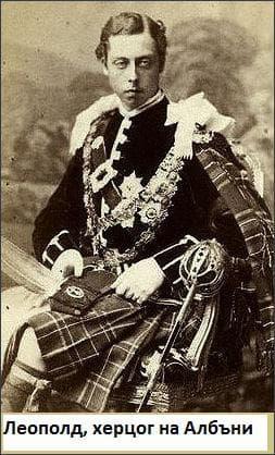 Принц Леополд, херцог на Албъни